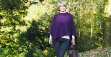Midlifechic Autumn/Winter 2016 / Style ideas for women over 40 featuring classic chic