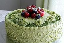 cakes / by Pam Brissenden Brissenden