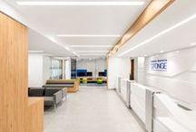 Interior – healthcare // Intérieur – santé / Design intérieur