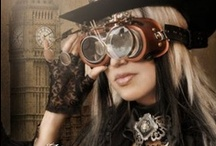 "Ѻ .•'´¯ Ѻ StEaMpUnK Ѻ ¯'´•. Ѻ /  ""What the past would look like if the future had happened sooner."" / by KW︵‿✿"