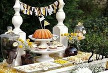 Presentation  / Buffets, sweet tables, treat tables and  more