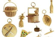 Charming Tuesday / A mailing list exclusive. Get on the list for first dibs on a curated selection of fabulous vintage charms, every first Tuesday of the month.