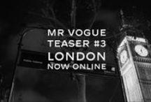 MR VOGUE's Videos / MR VOGUE's world in motion