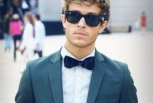 Men's look / you're so handsome when you want to