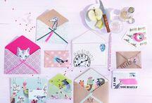 Design   Envelope / Letter Set