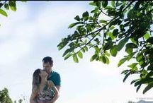 Love is in the air / Ensaio de fotos de casais