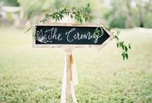 Weddings | Sign