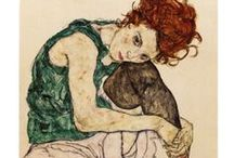 MUST SEE- EGON SCHIELE / 28th October 2014- 18th January 2015