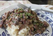 Beef / Food Storage recipes including beef.