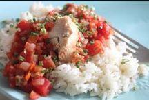 Seafood / Food storage recipes including seafood.