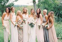 Blush and Gold Wedding / Wedding Inspiration and decor ideas | blush and gold | elegant wedding decor | wedding styling | wedding inspiration