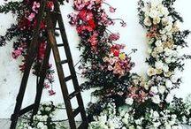 Wedding Flowers / Inspiration and decor ideas