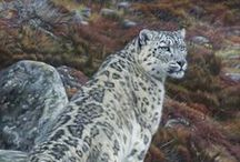 GARY STINTON | LARGE AS LIFE  20 NOVEMBER 2014, Jonathan Cooper / GARY STINTON | LARGE AS LIFE  20 NOVEMBER - 20 DECEMBER 2014  An exhibition of paintings capturing the strength and nobility of big cats and animals of the plains, all life life and in the expressive medium of pastel.