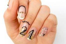 My Nail Art Gallery / Easy nail art designs.