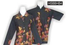 Koleksi batik sarimbit blus, sarimbit gamis, sarimbit dress / Pilihan batik sarimbit terbaru model gamis, dress, blus. Bisa untuk seragam kantor dll.