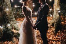 Autumn Wedding / Wedding Inspiration and decor ideas | autumn wedding | autumn wedding flowers | autumn bouquet | jewel tones | autumn colour scheme