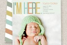 Kids   Newborn Announcement