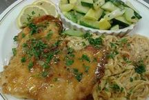 Meat and Poultry Recipes / Recipes using Meat or Poultry as their main ingredient.