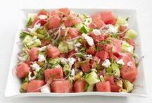 Salad, Sandwich and Dressing Recipes / Recipes for hot and cold salads, dressings and sandwiches.