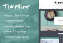 theme WordPress, web page, design! / Theme, design