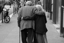 Old faces- Anziani - / Nonni, anziani.