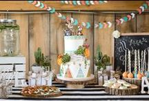 Party | Baby Shower Woodland Theme