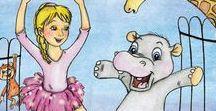 Egon & Lisa - Ein Nilpferd lernt tanzen! / 'Egon & Lisa - Ein Nilpferd lernt tanzen!' ist ein interaktives Kinderbuch, das Mut macht alles auszuprobieren, was man will. Mehr zu lesen, sehen und hören gibt es unter www.primeroverlag.de ! Und wenn euch das Buch gefällt, könnt ihr es auch unter http://amzn.to/2en3HQK kaufen! Viel Spaß damit :)