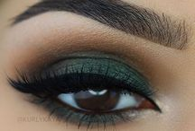 Make-up & Nails  /  Idee trucco e unghie
