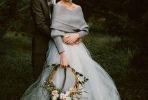 Winter wedding / Wedding inspiration and decor ideas | winter | winter wedding styling | wedding inspiration