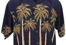 Men's Hawaiian Shirts / Men's Hawaiian Shirts