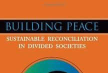 Jean Paul Lederach / #peacebuilding #changemaker