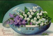 Декупаж   Decoupage: Easter / by Stacy Mishina