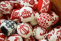 Crafty Christmas! / Knit, bake and decorate your way through Christmas.