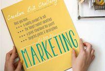 Marketing für Kreative / Informationen, Tipps und Tricks zum Thema Marketing für Kreative. Hier finden kreative Unternehmen, wie Maler, Fotografen, Handarbeiter, Designer, Musiker usw. Anleitungen und Tools, mit denen sie den Erfolg im Internet mit den richtigen Marketing Maßnahmen vorantreiben können.