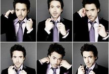 Robert Downey Jr.  / Robert Downey Jr.  My SuperHero  Iron Man  Avengers  Sherlock Holmes  Tony Stark