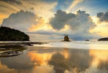 True Travel: Pura Vida  / Capturing the absolute beauty of Costa Rica's amazing waterfalls, sunsets, volcanos and beaches. #costarica #travel #retreat