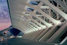 Architectuur Santiago Calatrava en Anderen / Architectuur