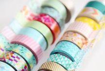 Washi Tape / Japanese-style decorative tape