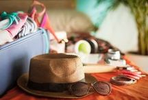 True Travel: Backpack Essentials / All the goodies you need to go on retreat!