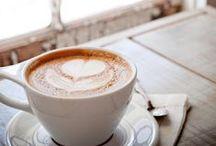 //tea, coffee & hot chocolate// / Les boissons chaudes sont mon quotidien. je suis une très grande buveuse de thé, j'adore aussi les tea time. Je rêve de savoir faire du art coffee et je ne dis jamais non à un chocolat chaud en hiver.