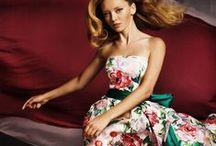 Модельер Таисия Кирцова | Taissia Kirtsova designer / vintage dress