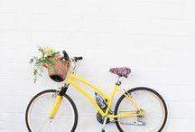 //à bicyclette//