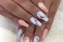 Makeup and nail art / I love nail art