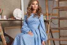 Дизайнер одежды Юлия Прохорова | Ulia Prohorova designer