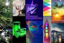 M O O D B O A R D / Alchemist Creator Soulful brand design