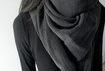 Minimalist Goth Accesoiries / Raw gothic clean looking accessoiries