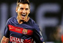 Lionel Messi / Here are pins of Football-Player Lionel Messi