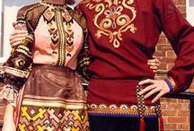 национальный ностюм