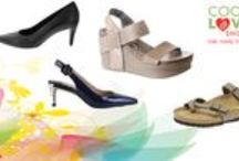 New Spring Arrivals! / Fashionable Spring Footwear