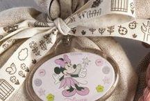 Minnie Fairy σειρά βάπτισης / Minnie Fairy σειρά βάπτισης ΠΑΡΙΣΗΣ   Είδη γάμου & βάπτισης - Μπομπονιέρες.
